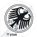 BULLS 5-Star Flights Standard A-Shape A-Standard german...