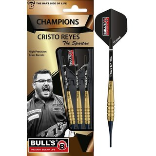 BULLS Cristo Reyes Team Player Soft Dart 18 g
