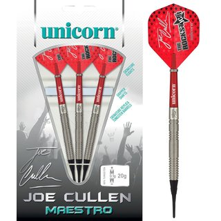 Unicorn Maestro Joe Cullen Soft Darts 20 g