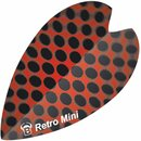 BULLS Retro & Retro Mini Flights Retro Mini black dots