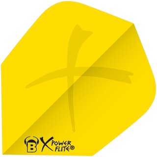 BULLS X-Powerflite Standard A-Shape B-Standard yellow X