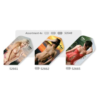 BULLS Erotic Flights Slim Sparpack 12 x 3er Set