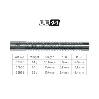BULLS BE-14 Soft Dart Barrel