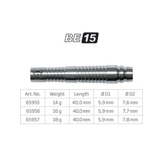 BULLS BE-15 Soft Dart Barrel
